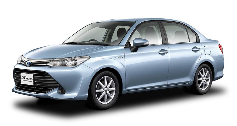 Corolla Axio Hybrid G(hybrid model with options)