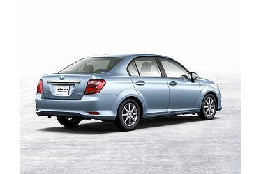 Corolla Axio Hybrid G(Light Blue Metallic; options shown)