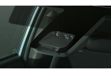 Toyota Safety Sense C sensors on board the Corolla Axio