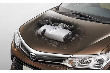 1.5L 2NR-FKE VVT-iE エンジン (2WD・CVT・アイドリングストップ機能付)