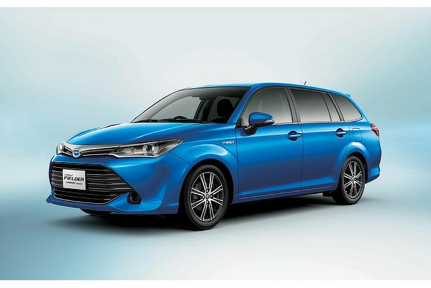 [TVPR_3874]  Toyota's Brand New Safety Package Debuts with Redesigned Corolla Japan  Models | Toyota Motor Corporation Official Global Website | Toyota Fielder Pedals |  | global.toyota