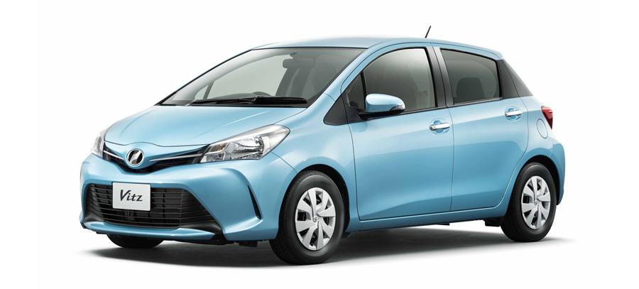 """ヴィッツ特別仕様車 F""""Smart Style""""(1.3L)"""