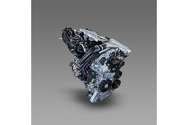 """8NR-FTS"" 1.2-liter direct-injection turbo engine"