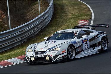 Lexus LFA Code X at Nürburgring