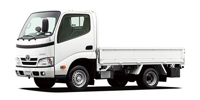 ダイナ カーゴ 標準デッキ・ジャストロー・1.5t積・ディーゼル車・2WD<オプション装着車>