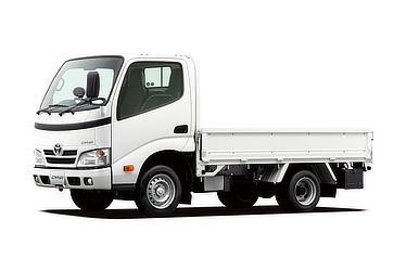 ダイナ カーゴ 標準デッキ・ジャストロー・1.5t積・ディーゼル車・2WD(ホワイト)<オプション装着車>