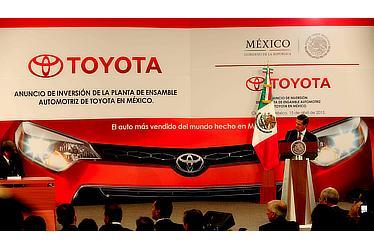 Mexican President, Enrique Peña Nieto