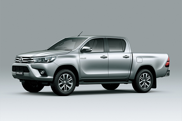 Eight Generations in, the Toyota Hilux is Redefining