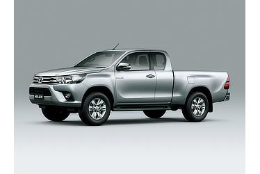 Hilux Extra Cab