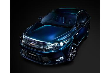 """特別仕様車 PREMIUM""""Style MAUVE"""" (ハイブリッド車) (ブラッキッシュアゲハガラスフレーク) 〈オプション装着車〉"""