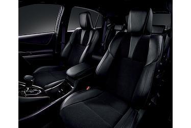 特別仕様車 アルカンターラ®+合成皮革シート表皮
