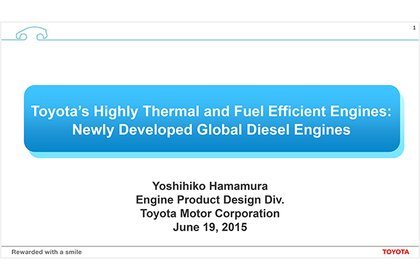 Toyota's Revamped Turbo Diesel Engines Offer More Torque