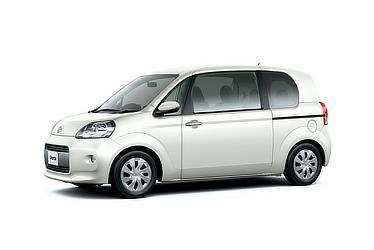 ポルテ X (2WD) (ホワイトパールクリスタルシャイン) 〈オプション装着車〉