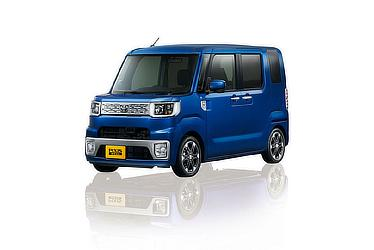 Pixis Mega G SA (2WD) (Blue Mica Metallic)