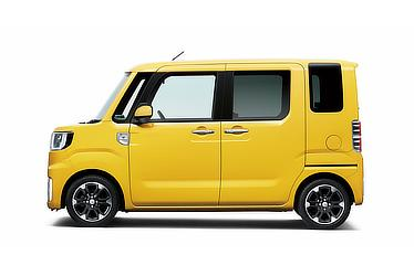 Pixis Mega G SA (2WD) (Festa Yellow)