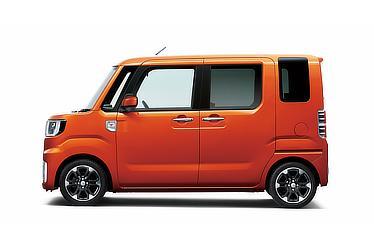 Pixis Mega G SA (2WD) (Tonico Orange Metallic)