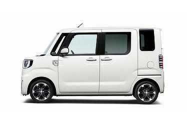 """G""""SA""""(2WD)(パールホワイトⅢ)<オプション装着車>"""