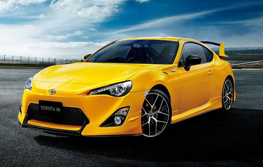 """86 GT""""Yellow Limited エアロパッケージ FT"""""""