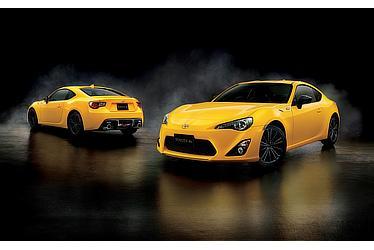 "特別仕様車 GT""Yellow Limited"""