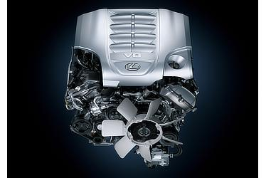 3UR-FE 5.7 liter V8 Engine