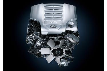 3UR-FE 5.7 liter V8 Engine
