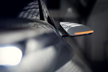 TOYOTA C-HR Concept (ミラー)
