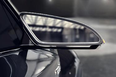 TOYOTA C-HR Concept (Mirror back)