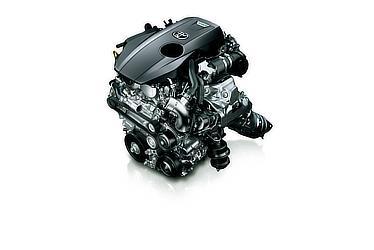 2.0L 8AR-FTSエンジン
