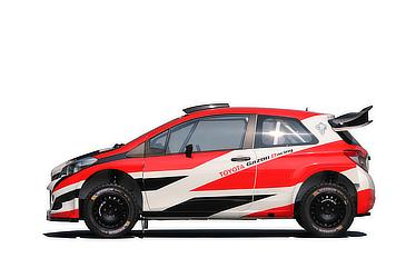 Yaris Wrc Prototype Toyota Global Newsroom