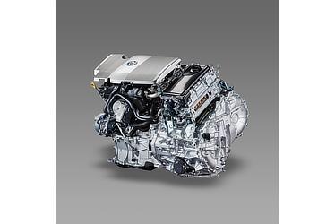 Engine/Transaxle/PCU