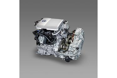 Engine/Transaxle