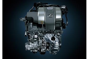 V6 3.5Lエンジン(2GR-FXS)
