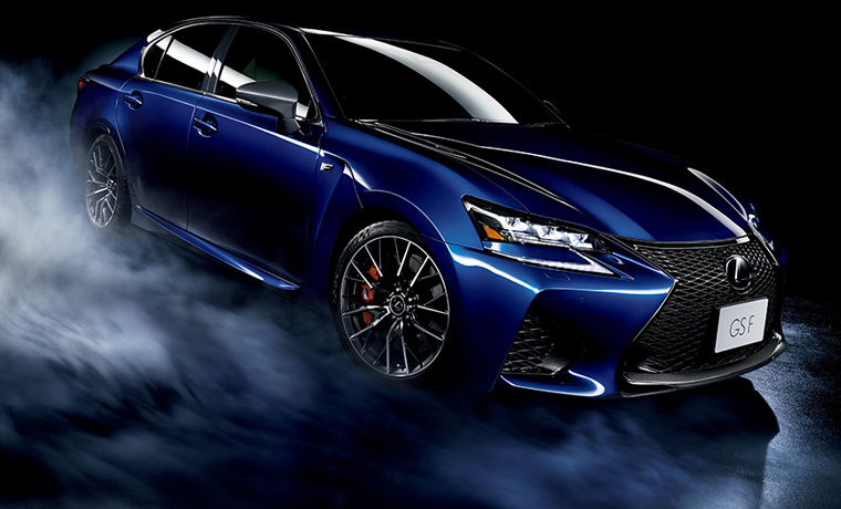 Lexus F Series >> Lexus Brings F Series Exhilaration To The Gs Sedan