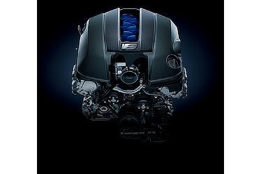 2UR-GSE エンジン