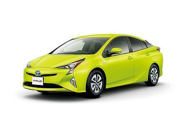 A (サーモテクトライムグリーン) 〈オプション装着車〉