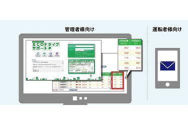 ECOドライブサポート・燃費管理