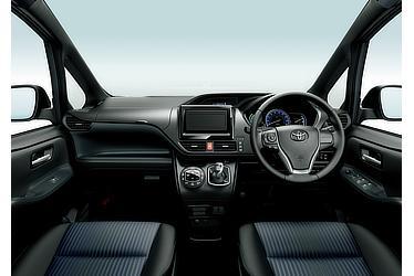 Si (ハイブリッド車) (内装色:ダークブルー&ブラック) 〈オプション装着車〉