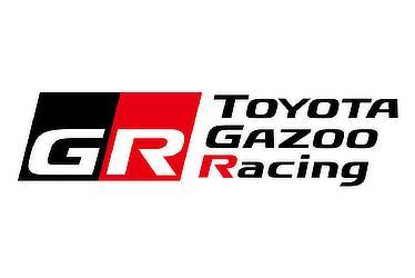 新TOYOTA GAZOO Racingロゴ