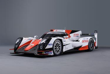 FIA World Endurance Championship (Toyota TS040 Hybrid pictured)