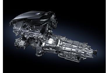 LEXUS LC500h マルチステージハイブリッドシステム、エンジン&トランスミッション