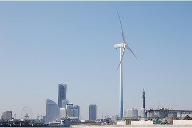 Yokohama City Wind Power Plant (Hama Wing)