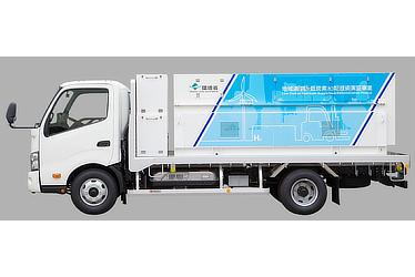 Hydrogen Fueling Trucks (Iwatani Corporation)
