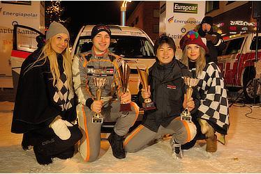 Hiroki Arai, Arctic Lapland Rally