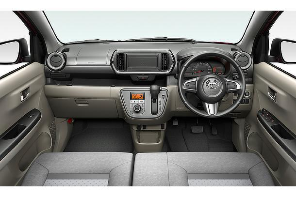 All New Toyota Passo Combines Fashionable Styling With Spacious