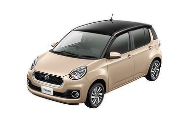 """MODA""""G package"""" (2WD) (ブラックマイカメタリック×パウダリーベージュメタリック) 〈オプション装着車〉"""