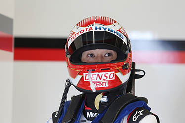 Kazuki Nakajima (Japan), driver; 2016 WEC Round 1 Silverstone