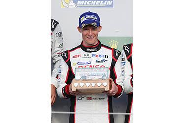 Mike Conway (U.K.), driver; 2016 WEC Round 1 Silverstone
