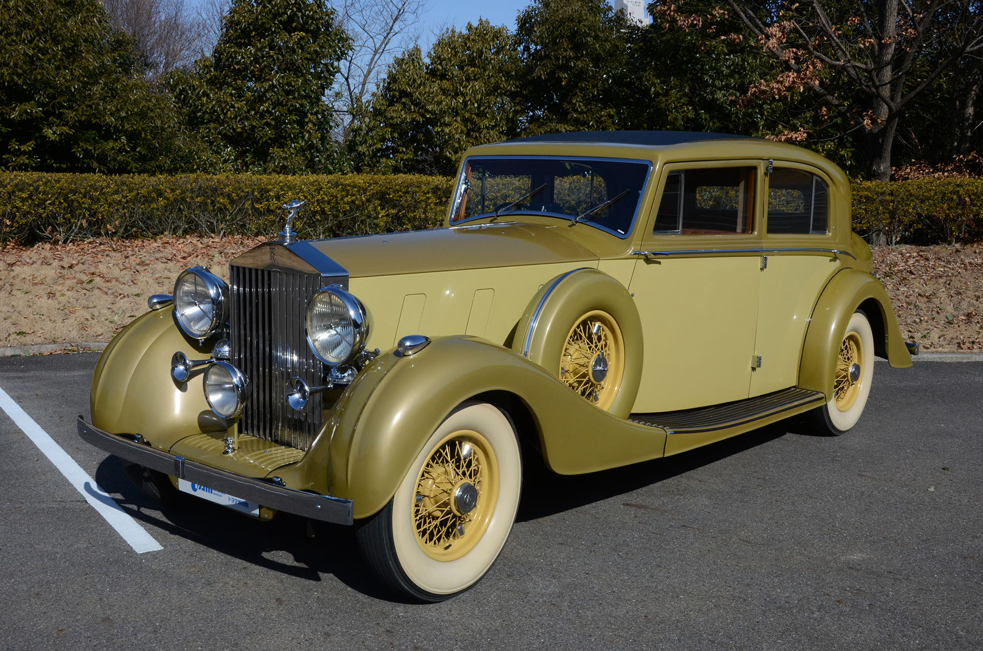 Rolls Royce Phantom Iii 1937 U K Toyota Motor Corporation Official Global Website
