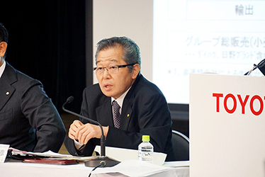 Takahiko Ijichi, Executive Vice President, Member of the Board of Directors