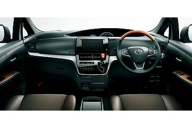 エスティマ AERAS PREMIUM-G (2WD・7人乗り) (内装色:ブラック/シート色:バーガンディ(設定色)) 〈オプション装着車〉